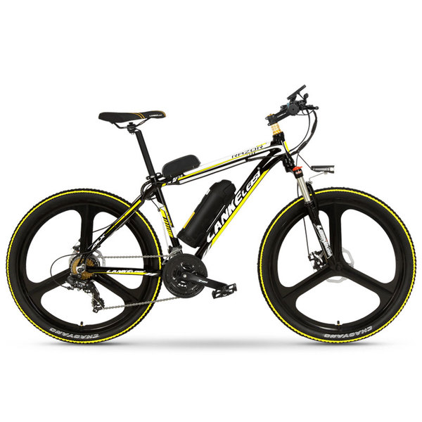 MX3.8 electric bicycle - elite version