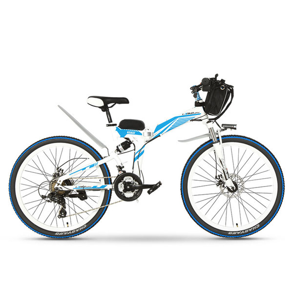K660 electric bicycle