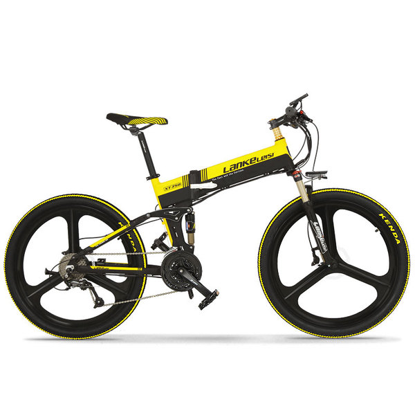 XT750 electric bicycle - sports version
