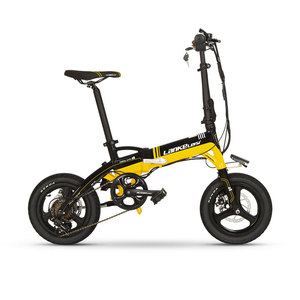 A6 electric bicycle - shifting version